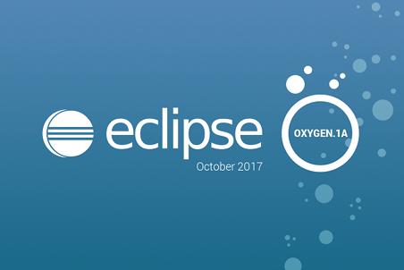 Eclipse Oxygen - Titelbild der Version von Oktober 2017
