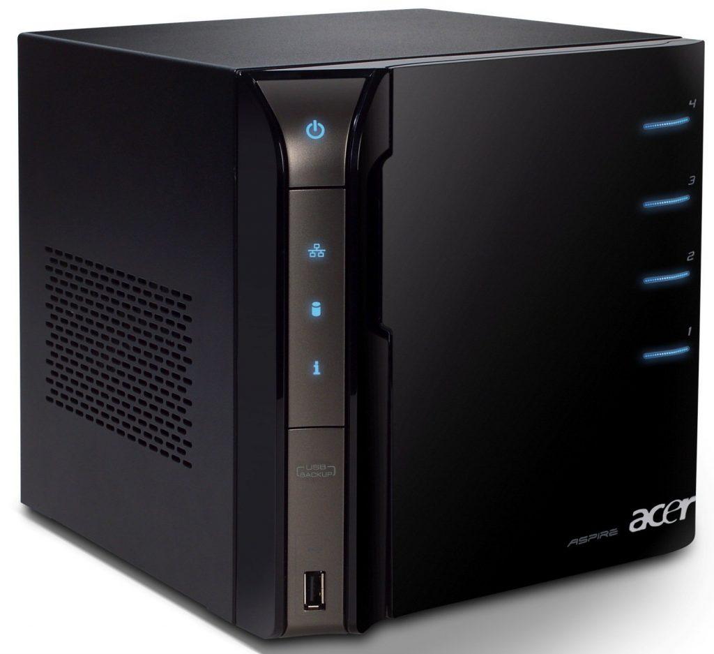 Acer Aspire H340 - HDD LEDs unter Linux verwenden - Matthias